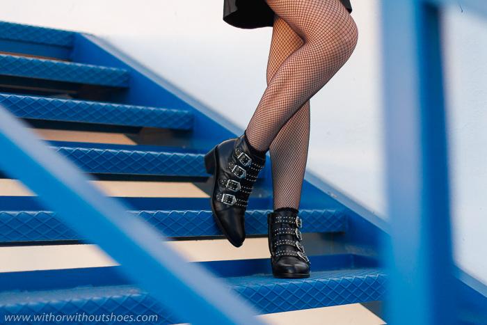 Blog Adicta a los zapatos ideas de clones inspiracion botines hebillas Susanna de Chloé