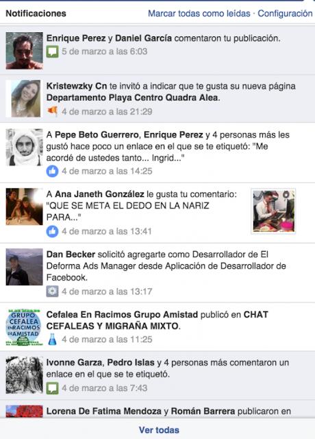 11 evidencias que demuestran que Facebook es una mujer