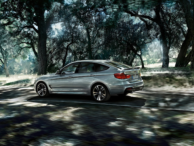 F34 BMW 3 Series GT Officially Release (Gallery) - BMW Markham