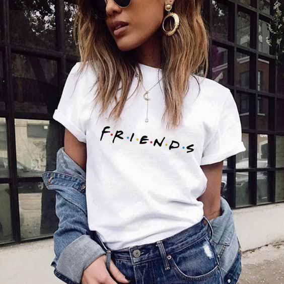 Formas de usar jeans e t-shirt