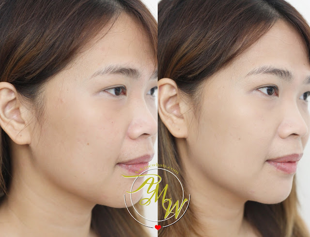 a photo of CoverGirl + Olay Simply Ageless 3-in-1 Liquid Foundation Review