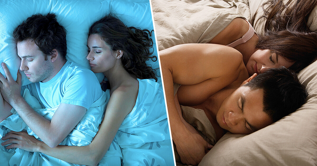 Men Who Like To Be Little Spooned Are In Fact Better Partners, According To Science