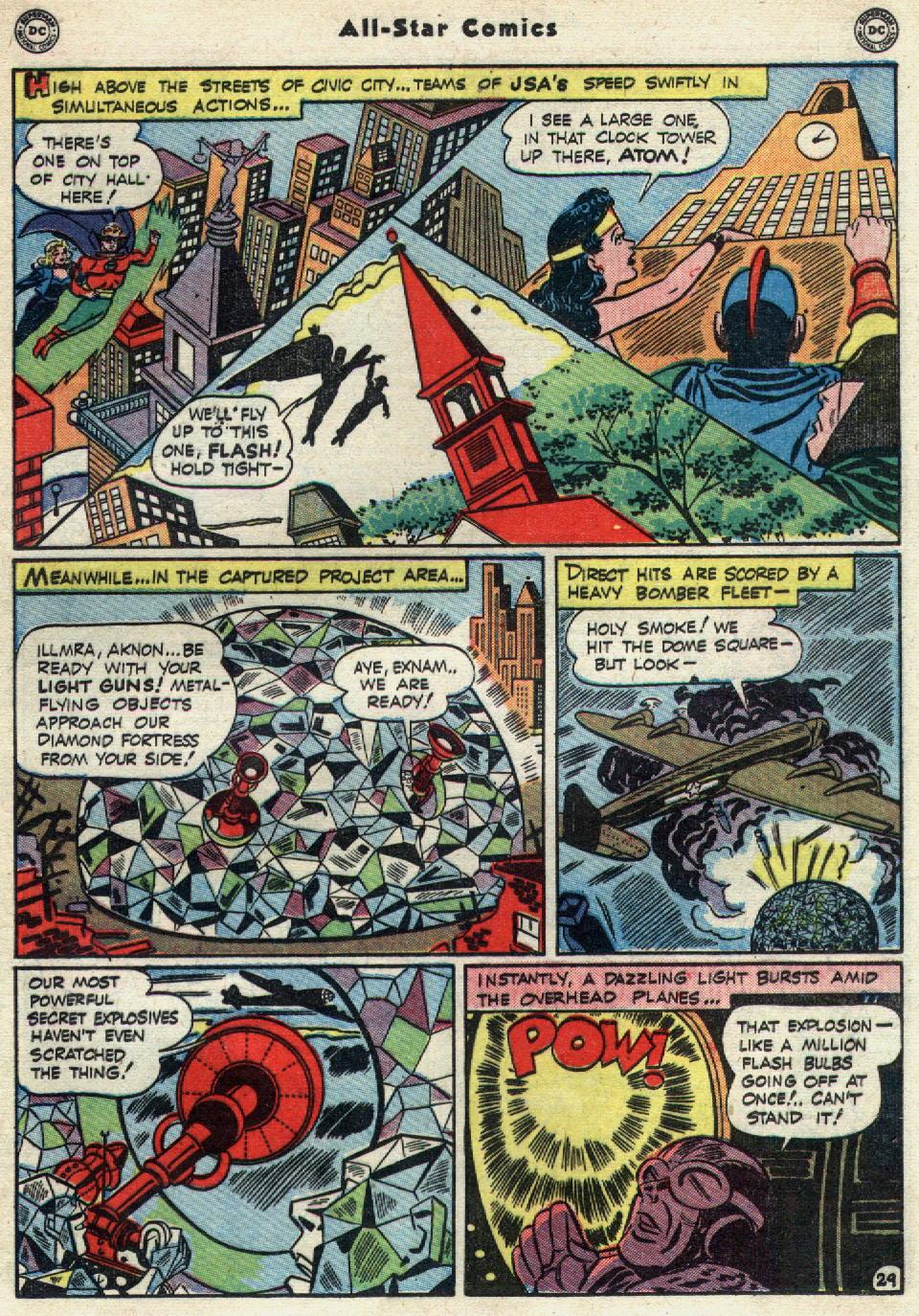 Read online All-Star Comics comic -  Issue #51 - 35
