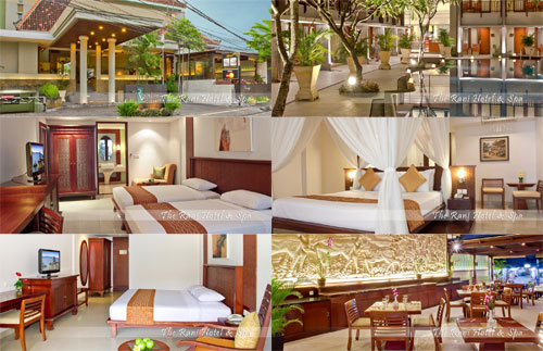 The Rani Hotel & Spa Kuta Bali