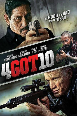 4Got10 [2015] [DVDR] [NTSC] [Latino]