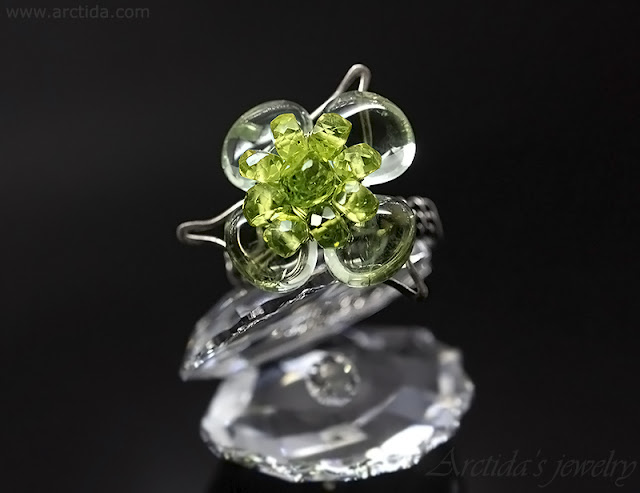 https://www.arctida.com/en/home/145-prasiolite-peridot-gemstone-flower-ring-wire-wrapped-sterling-silver-ring.html