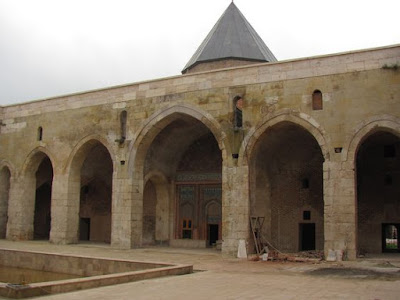 The Sultanhani Caravanserai