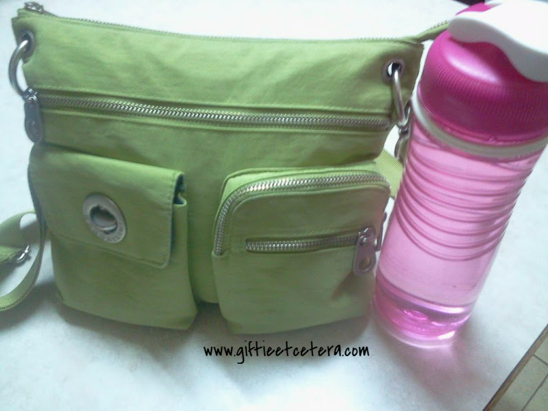 Planner, Water Bottle, Baggillini