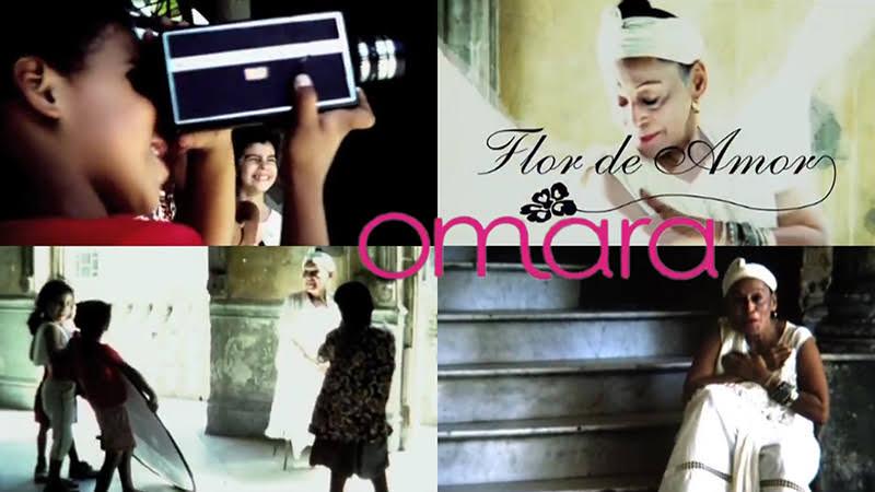 Omara Portuondo - ¨Flor de amor¨ - Videoclip. Portal del Vídeo Clip Cubano