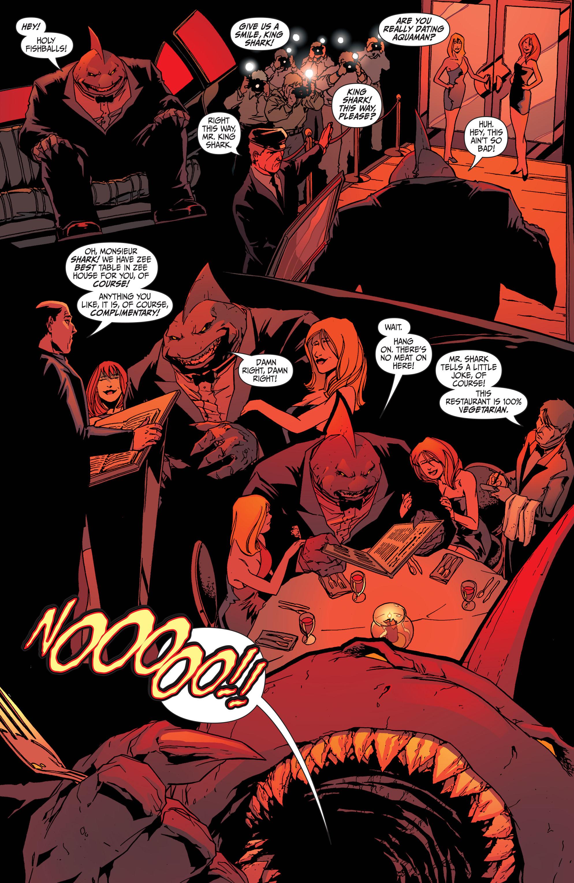 Read online Secret Six (2008) comic -  Issue #33 - 16