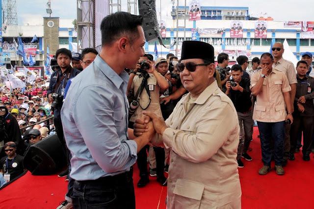 Prabowo Siapkan AHY jadi Menteri, Demokrat: Dia Memang <i>The Next Leader</i>
