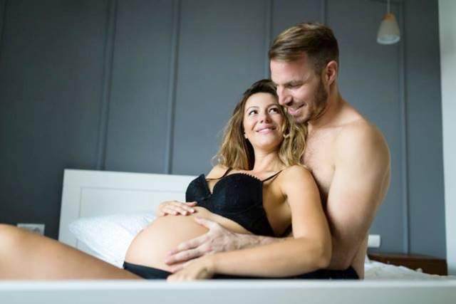 El deseo y la intensidad de la relación íntima durante el embarazo