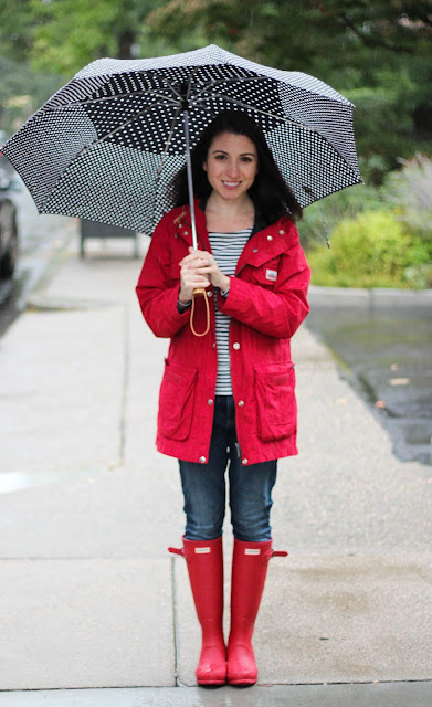 Rainy Weekend in Boston