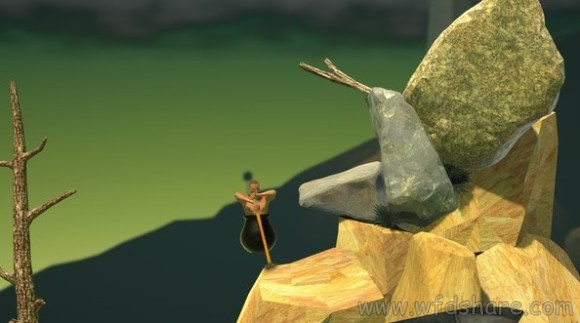 Getting Over it With Bennett Foddy full version crack serial number