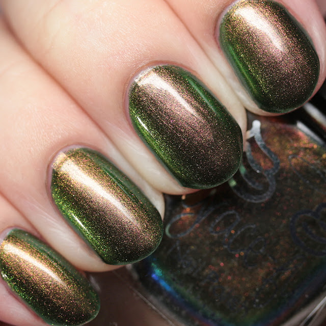Grace-full Nail Polish Book of Shadows