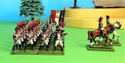Garrison 25mm French Napoleonic Line Infantry