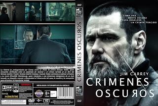 CARATULADARK CRIMES - CRIEMES OSCUROS - 2018 [COVER - DVD]