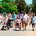 Caminata Saludable en el Rosedal de Palermo para concientizar sobre la Distrofia Muscular