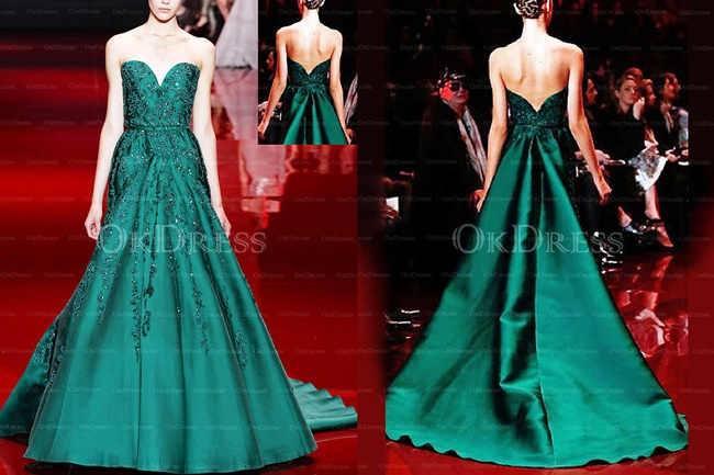 2017 Prom Dress and Evening Gown Ideas - Miss Princess Diaries