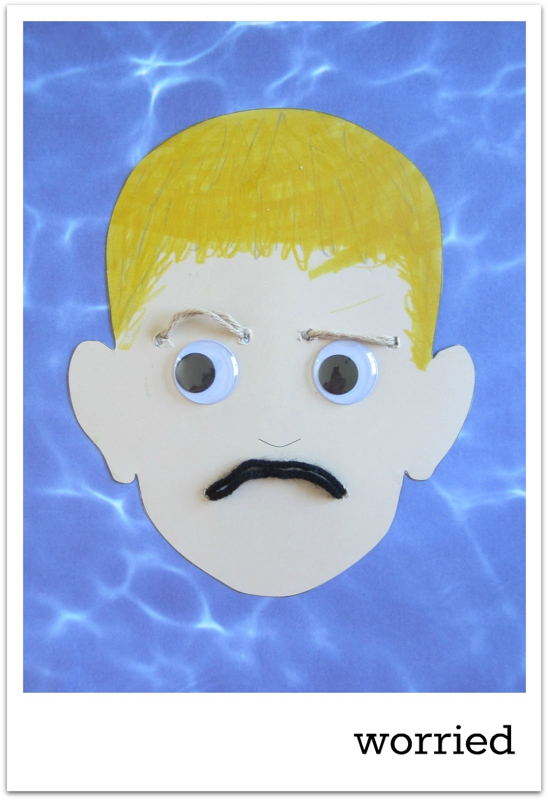 Relentlessly Fun Deceptively Educational Your Emotions Are Written All Over Your Face Craft
