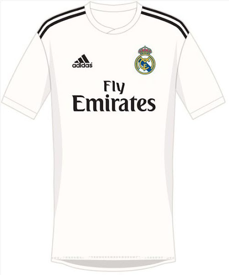 f44887f8a250 Instant Classics - Here Is How Real Madrid s 18-19 Home   Away Kits ...