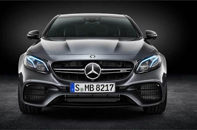 New 2018 Mercedes-AMG E 63 S 4MATIC+ pics
