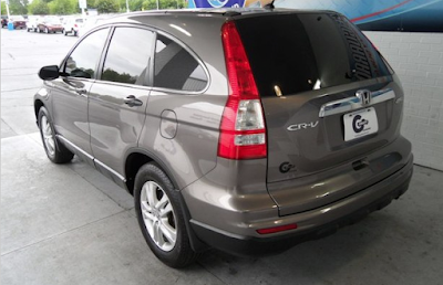 Pick of the Week - 2010 Honda CR-V EX