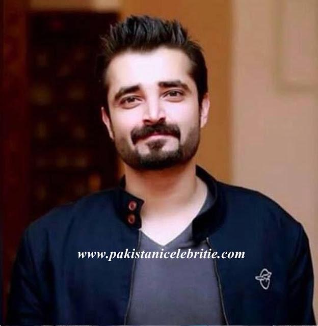Hamza Ali Abbasi Pictures