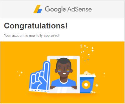 Lulus Google AdSense
