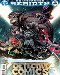 Detective Comics (2016)