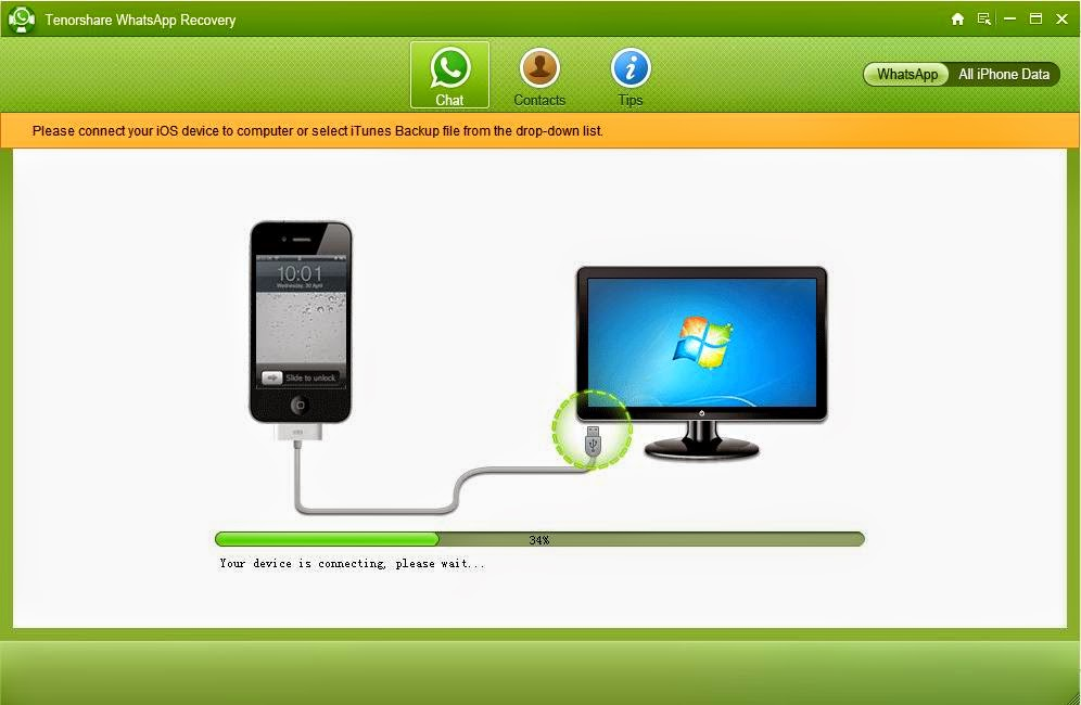 WhatsApp Recovery 2.6 Free Download