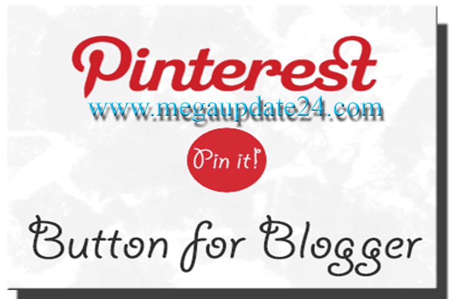 Add Pinterest Mouse Over Button , pinterest button setting