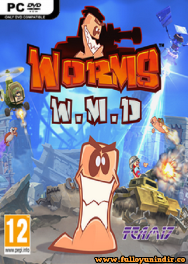 Worms W.M.D - CODEX