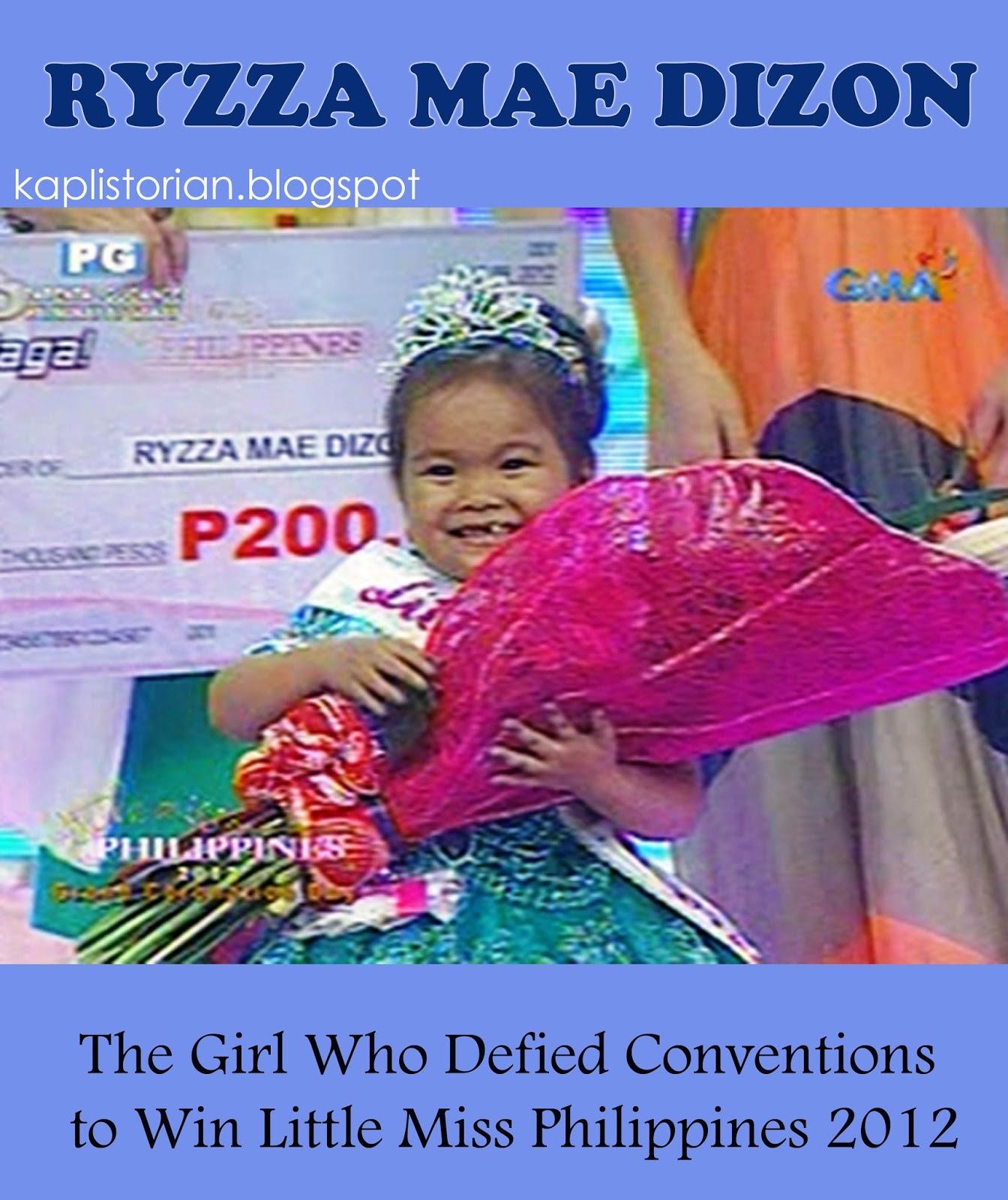 Ryzza Mae Dizon (b. 2005)