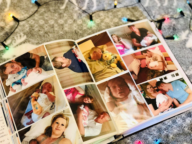 Family Photo Album with Photobox