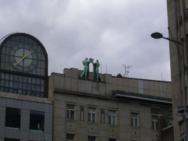 Praga inaczej
