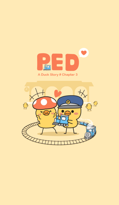 PED : A Duck Story Chapter 3