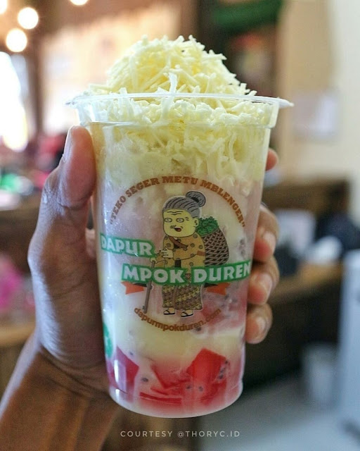 Mpok Cheese by Dapur Mpok Duren