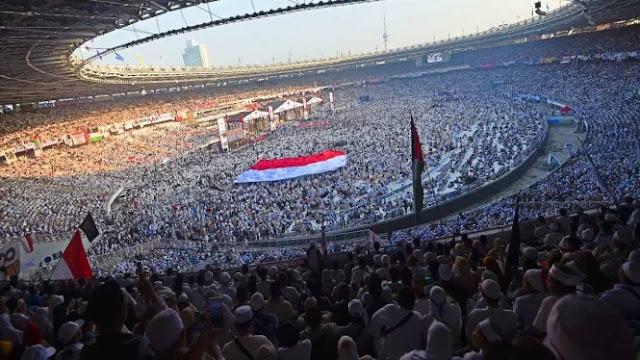 Bachtiar Nasir: Kampanye Prabowo-Sandi di GBK Bukan Politik Identitas