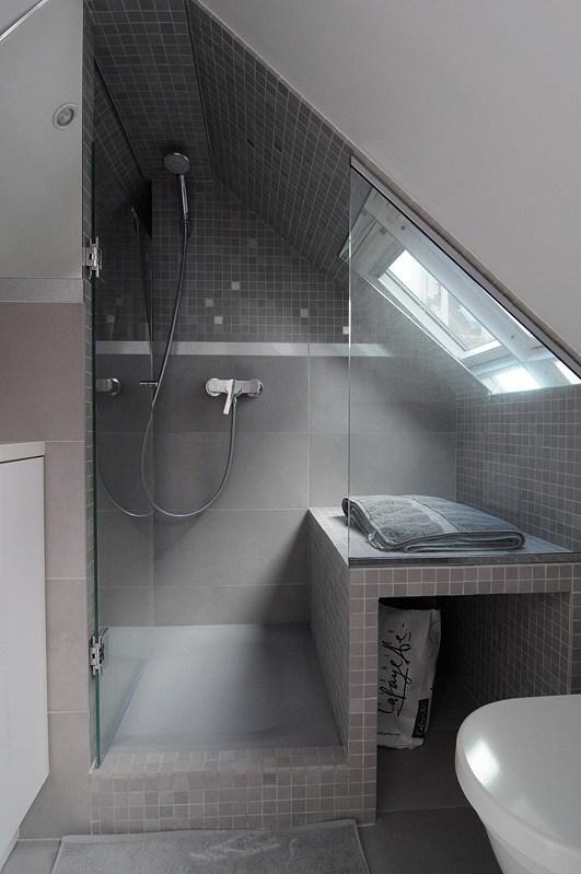 Baño pequeño para un hogar de 16 m2