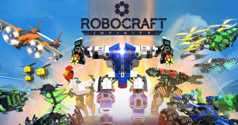 Robocraft Infinite (PC) chega ao Xbox One - Xbox Blast