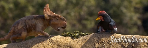 Dạo Bước Cùng Khủng Long xemphimso Walking With Dinosaurs The 3D Movie banner