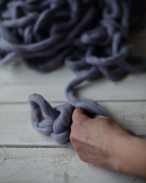 chunky wool yarn, wish, super soft yarn, knitting by hand, chunky blanket