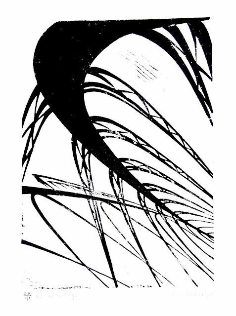 a print by Otto Heinrich Strohmeyer, 1925