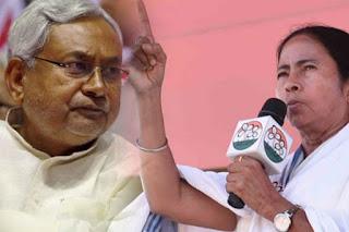 तो मोदी जी को रोकने के लिए नीतीश और ममता साथ आ जाएंगे!