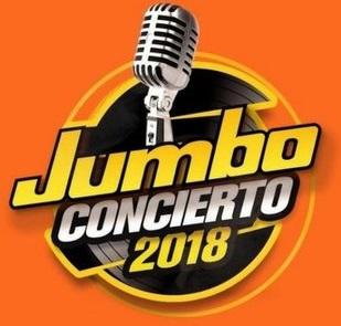 JUMBO CONCIERTO 2018