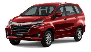 Daftar harga dan Lokasi Toyota Avanza Surabaya Auto2000