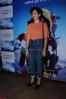 Dangal Fame Sanya Malra with Star Cast of MOvie Poorna (3) Red Carpet of Special Screening of Movie Poorna ~ .JPG