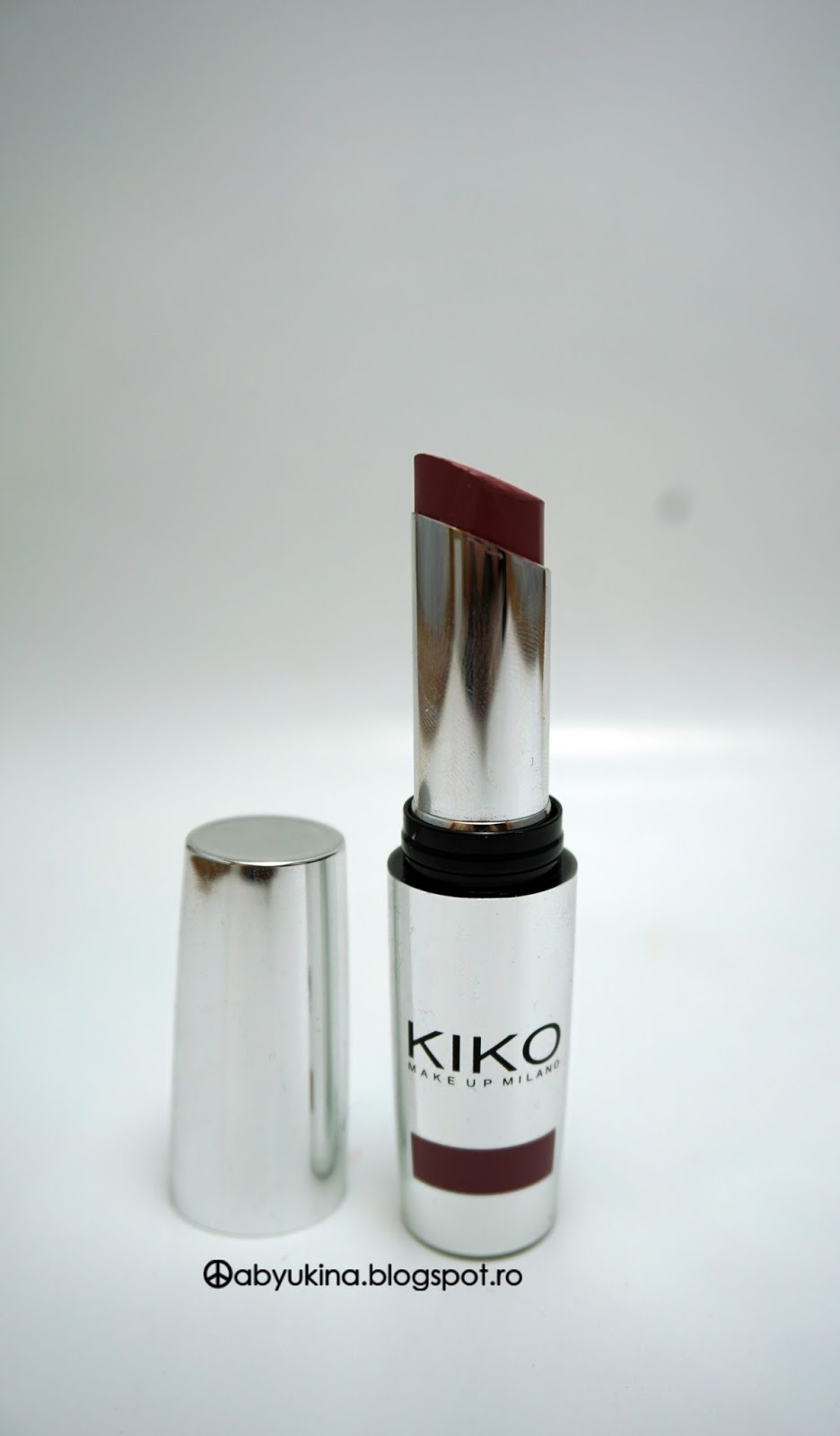 Review Swatches Kiko Lipsticks Abyukina