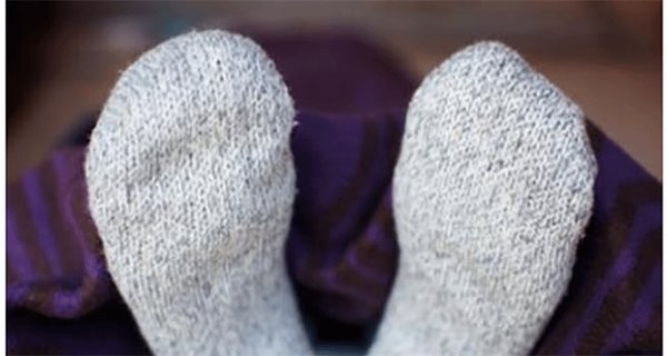The Wet Sock Treatment: A Natural Remedy for Cold and Flu